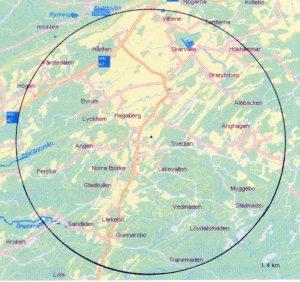 kartan björke 2166