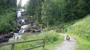 Trappa, vattenfall o Milla